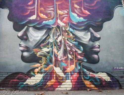 Graffitis de Barcelona